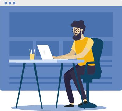 طراح سایت - Web Developer